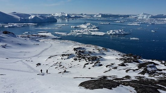 ‪‪Ilulissat‬, جرينلاند: Sermermiut UNESCO area‬