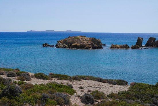 Lasithi Prefecture, Greece: Itanos, Creta; Grecia.