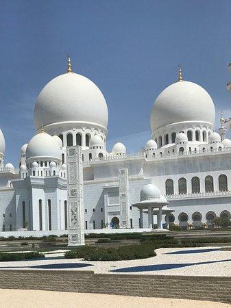 La Grande Mosquée à Abu Dhabi Picture Of Tour Val Dubai