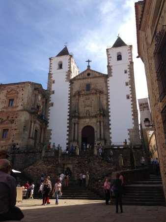 Province of Caceres, Spania: San Francisco Javier