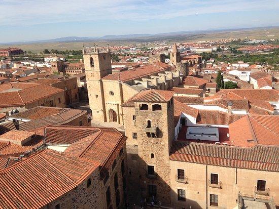 Province of Caceres, إسبانيا: Vistas 1