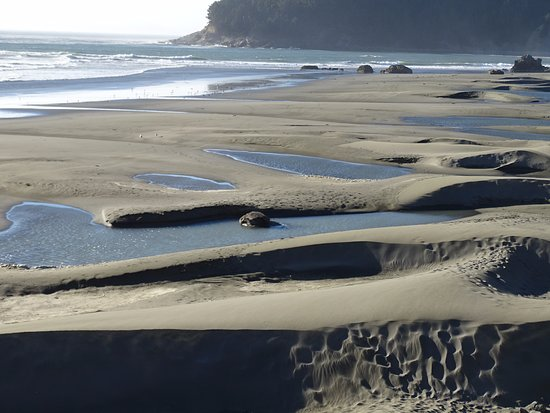 Brookings, OR: Aussicht