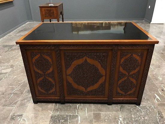 Bureau art déco marocain photo de macma musée d art et de