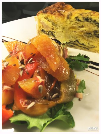 CUCO Cucina Contemporanea: Torta salata di verdure | Vegetables quiche
