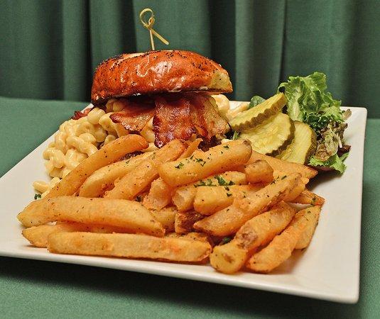 Rio Grande, Nueva Jersey: Bacon Mac&Cheese Burger
