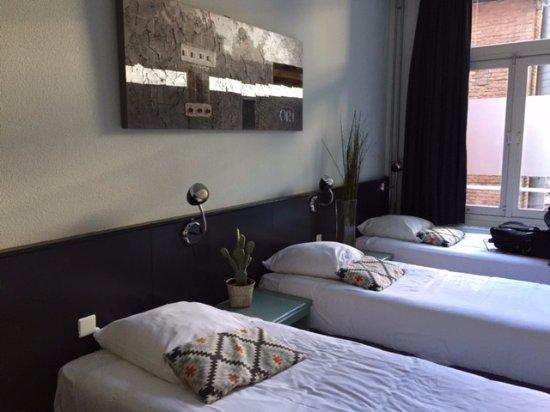 Hotel La Boheme: Triple room #5