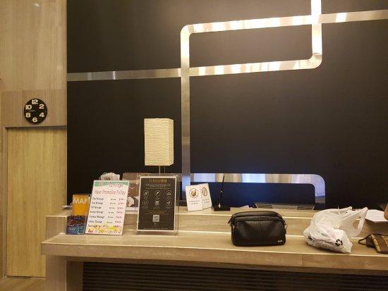 FX Hotel Metrolink Makkasan Foto
