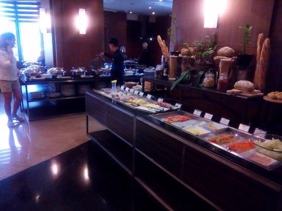 Breakfast Buffet Spread Picture Of City Garden Hotel Makati