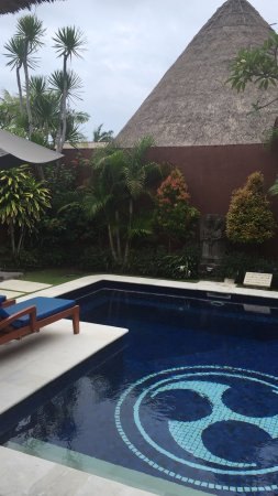 The Dusun: Such a peaceful villa