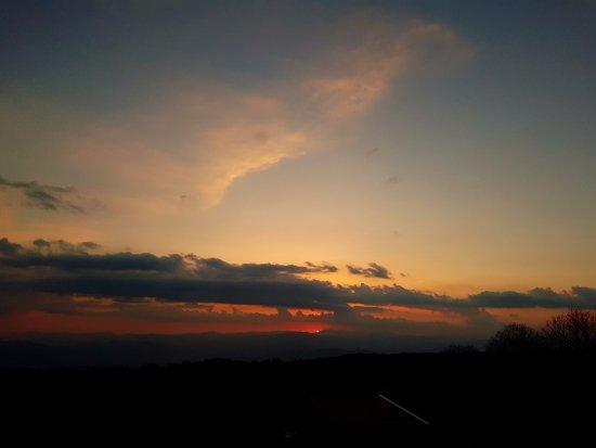 Bosco Ciancio: Sunset views