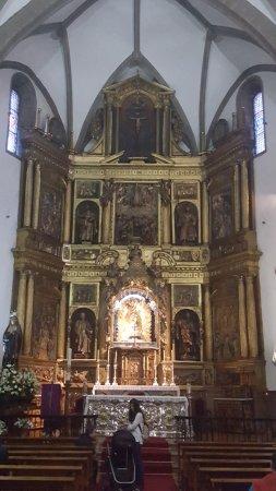 Ponferrada, España: Altar Mayor