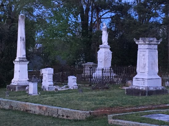 Madison, GA: More cemetery photos