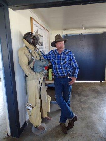 Siskiyou Smokejumper Base Museum: John Doran