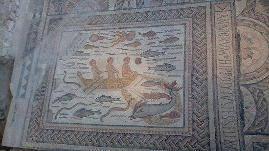 Parque Arqueológico La Casa de Hippolytus: Casa de Hypolitus