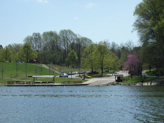 Ellicott City, MD: Free Boat Ramp