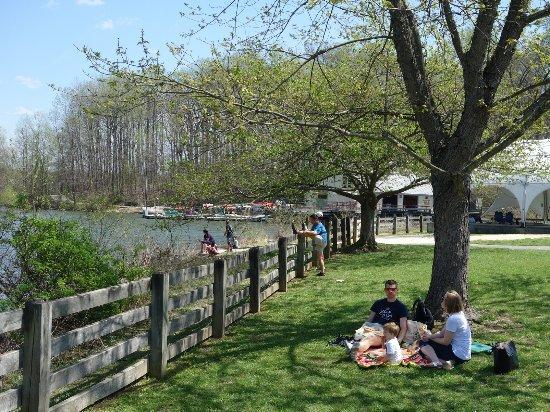 Ellicott City, MD: A Great Picnic Spot