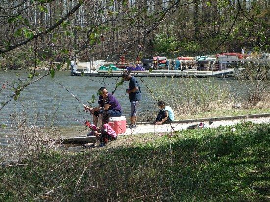 Ellicott City, MD: Fishing