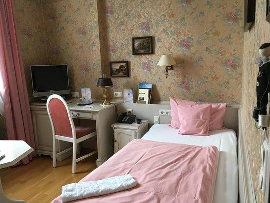 Schloss-Hotel Kurfurstliches Amtshaus: mein Zimmer