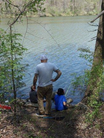 Ellicott City, MD: A Fishing Hole