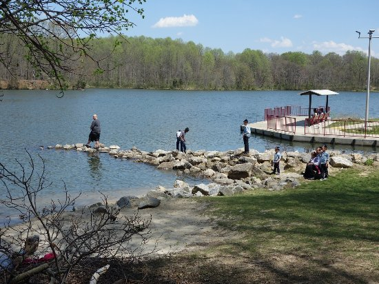 Ellicott City, MD: The Boat Ramp