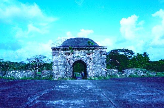 Fort San Lorenzo: Entrada al fuerte