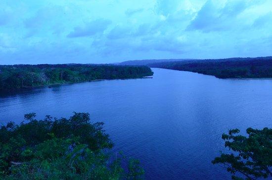 Fuerte de San Lorenzo: Entrada río