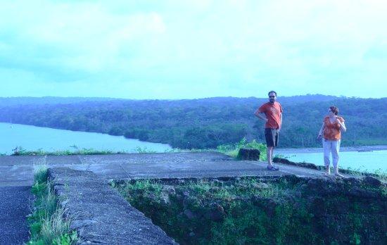 Fort San Lorenzo: Una buena tarde