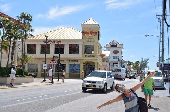 George Town, Gran Caimán: hard rock café