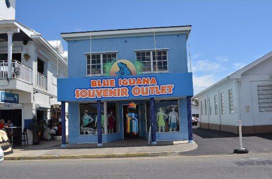 George Town, Gran Caimán: prendinhas