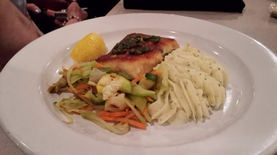 Omar's Fresh Seafood and Steaks: Essen