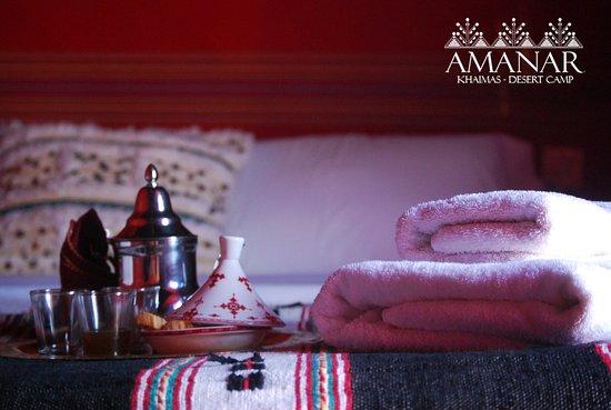 Amanar Khaimas - Desert Camp