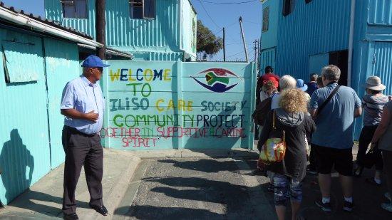 Welgemoed, África do Sul: Khayelitsha community school
