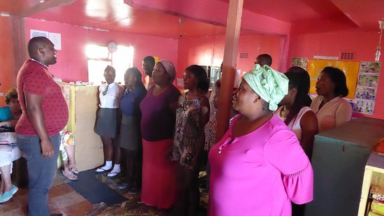Welgemoed, Sudafrica: Gospel choir in Khayelitsha