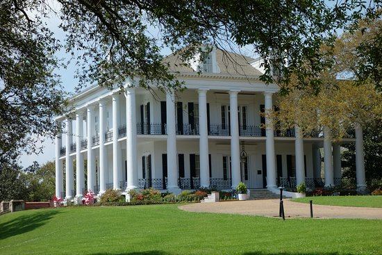 Natchez, MS: Dunleith Historic Inn