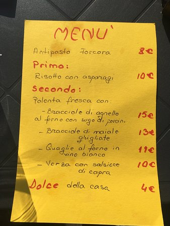 Veddasca, Италия: Rifugio Forcora