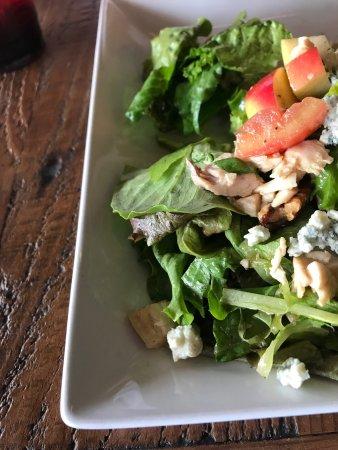 Cumming, Geórgia: Roasted chicken salad