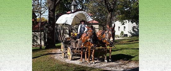 Independence, MO: Pioneer Trails Tour by the Bingham Waggoner Estate