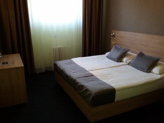 Hotel Atlantic: Chambre 4ème étage