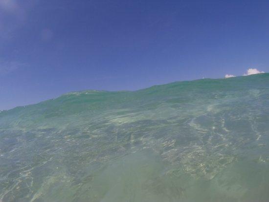 Forte Beach: Olitas suaves