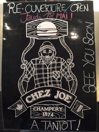 Champery, Swiss: Merci ! À tantôt !!