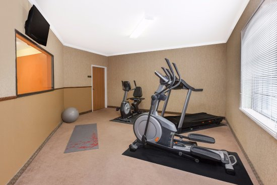 Marysville, MI: Fitness Center