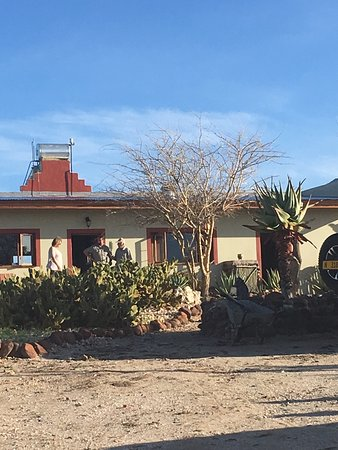 Usakos, Namibia: Hohenstein Lodge
