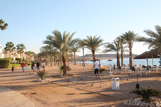 Tala Bay Beach Club On Aqaba