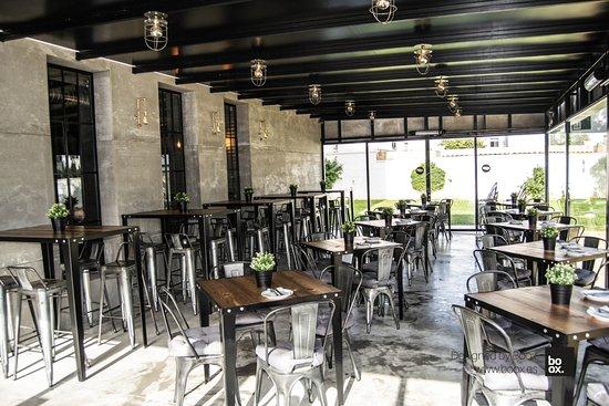 Restaurante secuencia nueve en jerez de la frontera con for Cocina y alma jerez