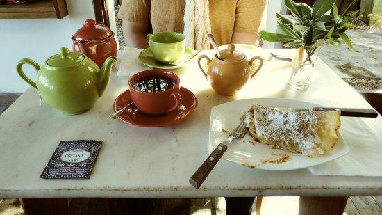 Maldonado, Uruguay : Panqueque de dulce de leche