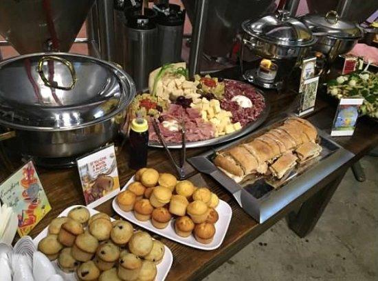 Yonkers, Estado de Nueva York: Catering Options!