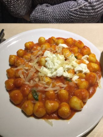 f6c57270184 That s Amore by Fabio Bongianni  Delicious pasta and gnocchi! Not such a  fan of