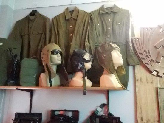 Музей КГБ: Tenues Militaires Musée KGB