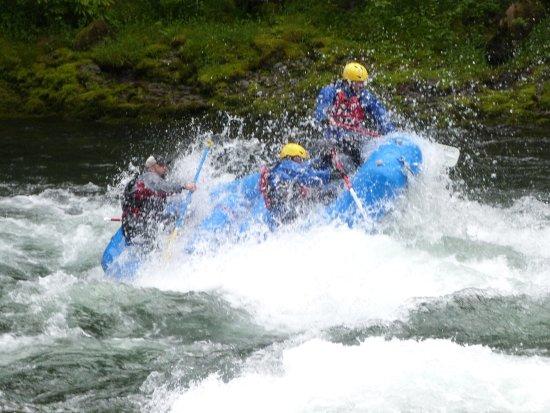 Oregon City, OR: Upper Clackamas River.