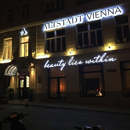picture of hotel altstadt vienna vienna tripadvisor. Black Bedroom Furniture Sets. Home Design Ideas